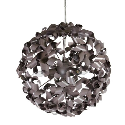 Varaluz Pinwheel 3 Light Pendant