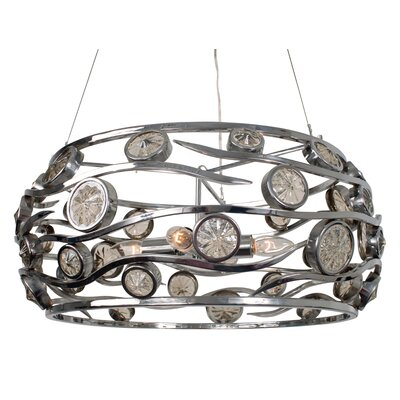 Varaluz Swank 4 Light Pendant