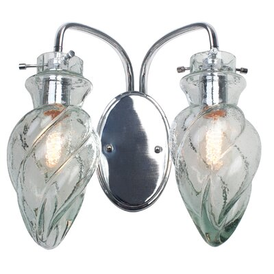 Varaluz Vintage 2 Light Bath Vanity Light