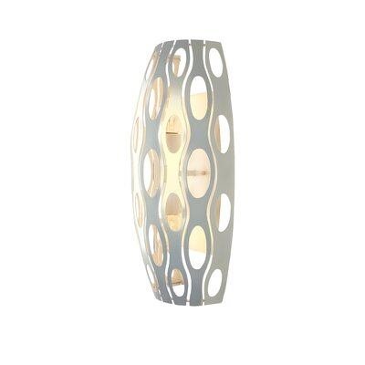 Varaluz Masquerade 2 Light Tall Wall Sconce