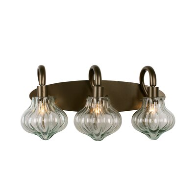 Varaluz Tusk 3 Light Bath Vanity Light