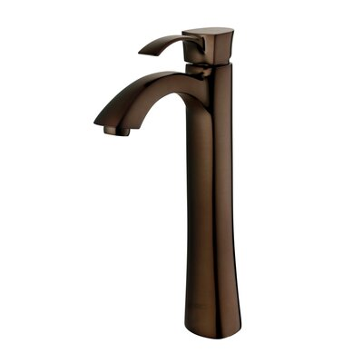 Vigo Single Hole Vessel Otis Faucet with Single Handle