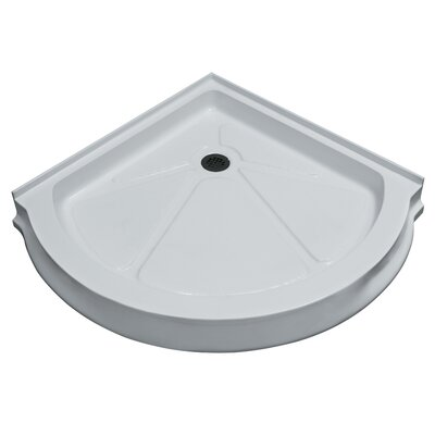 Vigo Round Shower Base