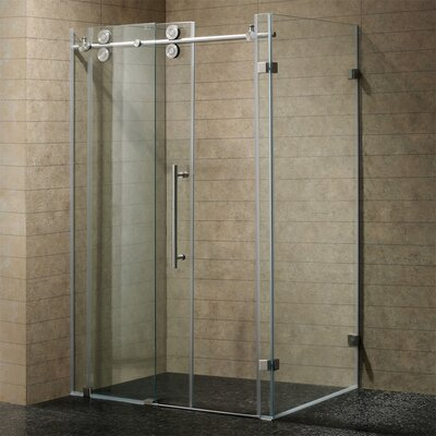 Ove Decors 60 Glass Sliding Door Shower Enclosure