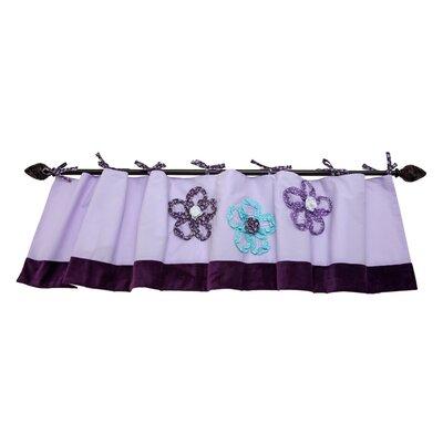 NoJo Harmony Curtain Valance