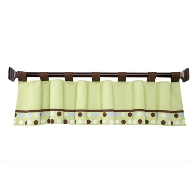 NoJo Jungle Pals Curtain Valance