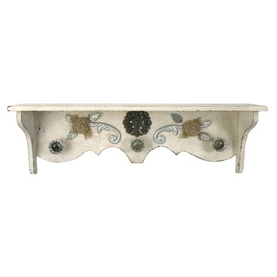 Shabby Elegance Wall Shelf
