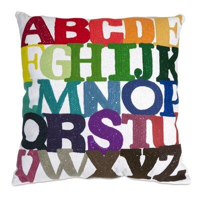 IMAX Rainbow ABC Pillow