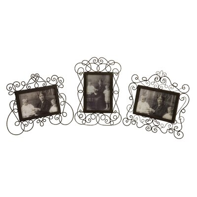 Wire Picture Frame (Set of 3)