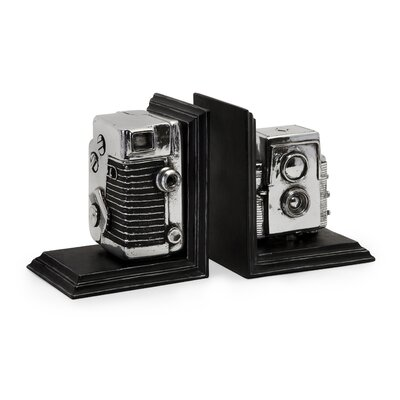 IMAX Vintage Camera Bookends