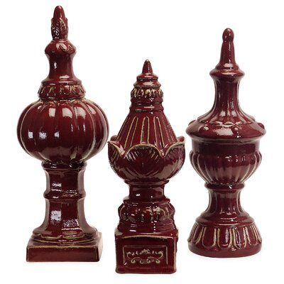 IMAX Finials (Set of 3)