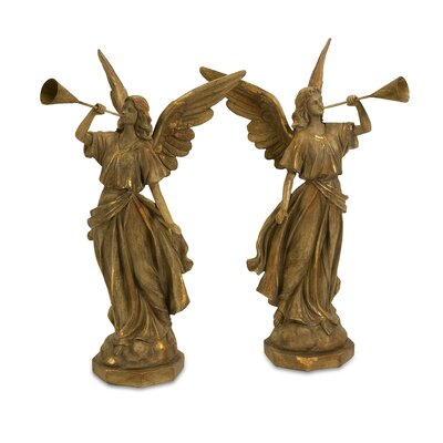 IMAX Trumpet Angels (Set of 2)