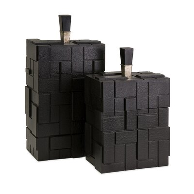 CK Lopez Decorative Box (Set of 2)