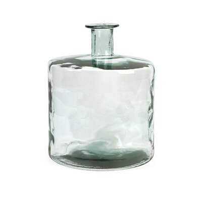 IMAX Vettriano Recycled Glass Vase