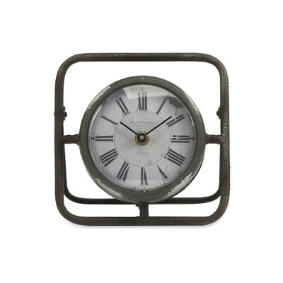Baron Antique Clock