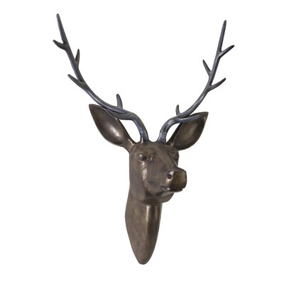Goodwin Aluminum Deer Head