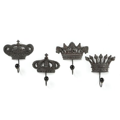 Regent's Crown Hook (Set of 4)