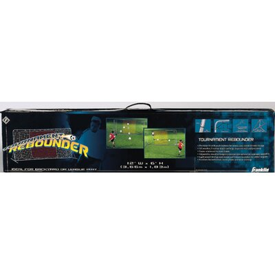 Franklin Sports Soccer Tournament Rebounder