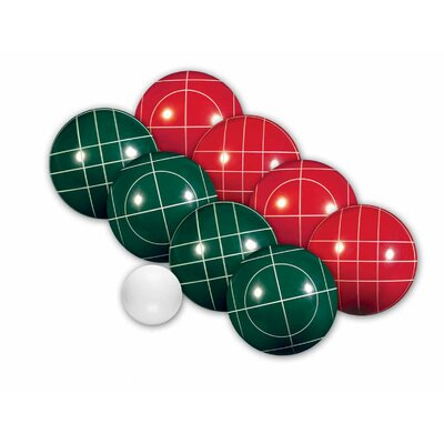 Franklin Sports Expert 113 MM Bocce Set