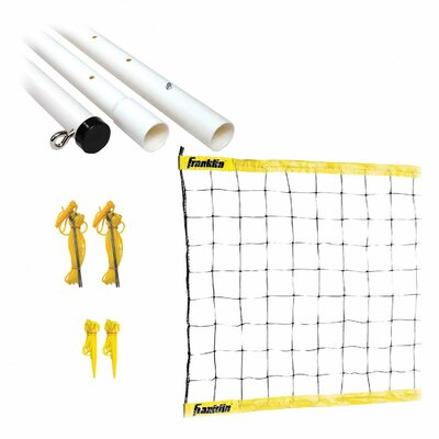 Franklin Sports Expert Volleyball Set