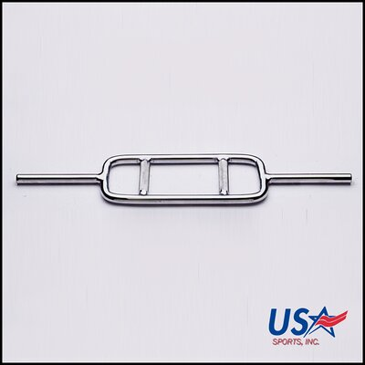 USA Sports by Troy Barbell Regular Triceps Bar