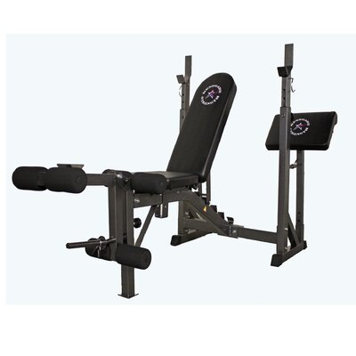 Troy Barbell Renegade Strength Adjustable Olympic Bench