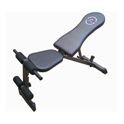 Troy Barbell Renegade Olympic Adjustable Utility Bench