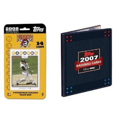 Topps MLB 2008 Trading Card Set - Pittsburgh Pirates