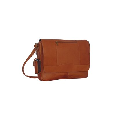 David King Flap Messenger Bag