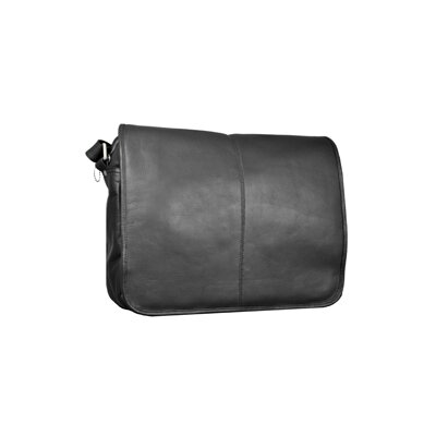 David King Flap Over Messenger Bag