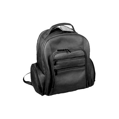 David King U-Shaped Oversized Laptop Backpack