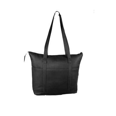 David King Large Multi Pocket Shopping Tote