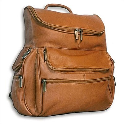 David King U-Shaped Laptop Backpack