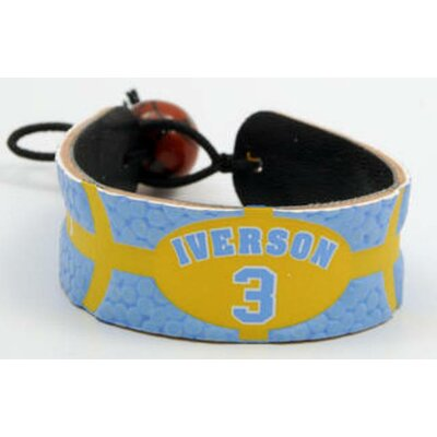 Gamewear NBA Player Leather Wrist Band