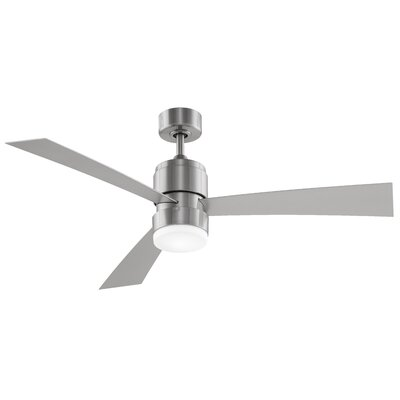 """Fanimation 54"""" Zonix 3 Blade Ceiling Fan with Remote"""