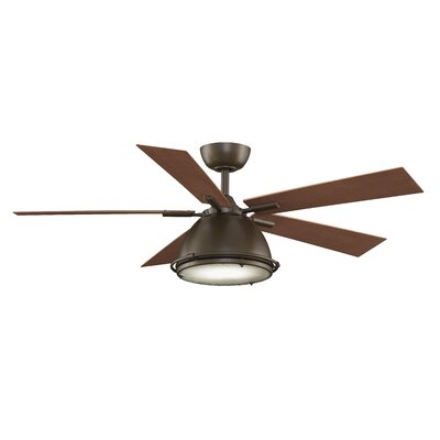 Breckenfield 5 Blade Ceiling Fan