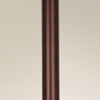"Fanimation 1"" Mahogany Downrod"