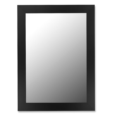 Hitchcock Butterfield Company Super Nuevo Mirror in Satin Black