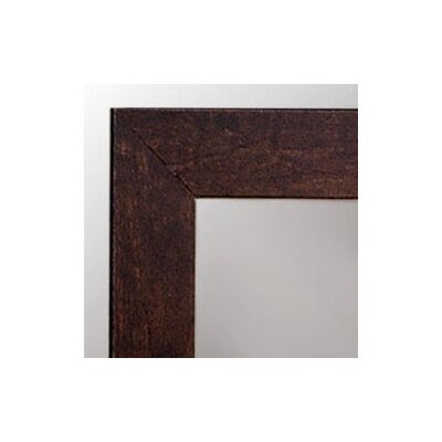 Hitchcock Butterfield Company Brazil Walnut Framed Wall Mirror