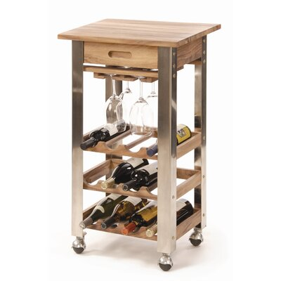 Oenophilia Kitchen 12 Bottle Wine Rack
