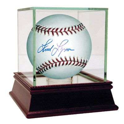 MLB Fred Lynn Autographed Baseball with Authenticity