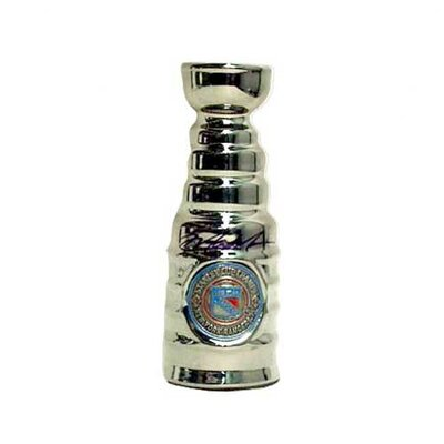 Steiner Sports NHL Mark Messier Rangers Replica Mini Stanley Cup