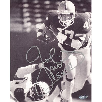 Steiner Sports Joe Morris 1979 Home Rushing Autographed