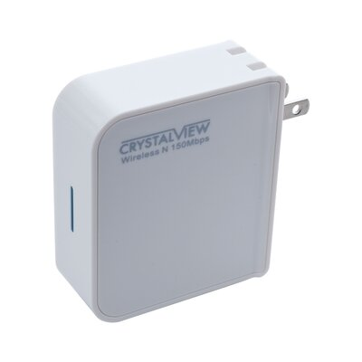 Northwest Instant Wireless Travel Wi-Fi Router and Repeater