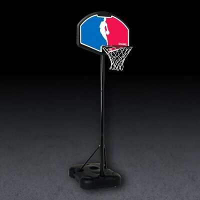 "Spalding 32"" Portable Youth Basketball System"