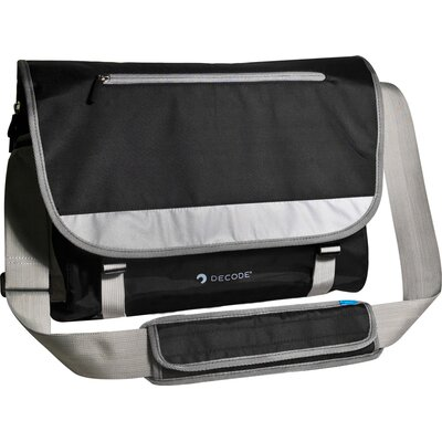 "Sumdex Decode 15.6"" Messenger Bag"