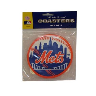 DuckHouse MLB Coasters (Set of 4)