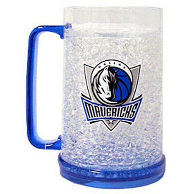 DuckHouse NBA 16 oz. Crystal Freezer Mug