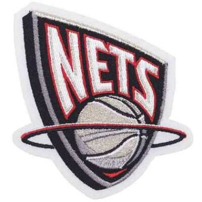 National Emblem NBA Team Logo Patch