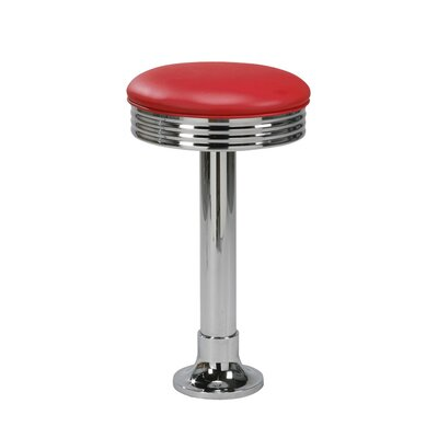 "Regal New Retro Express 26"" Swivel Bar Stool"